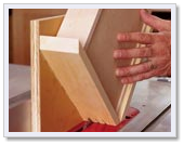 Splined-Miter Joints